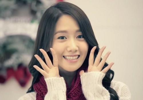 Yoona Innisfree Green クリスマス