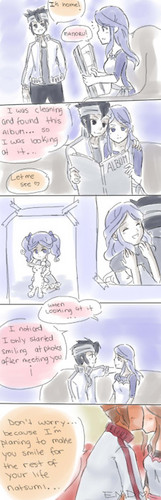 awww... cute comic.