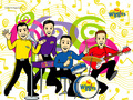 the-wiggles - band wallpaper