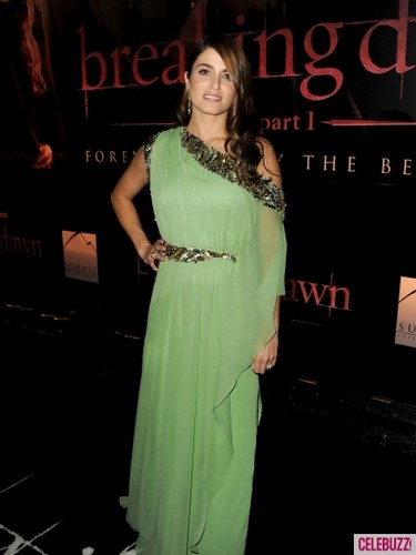 breaking Dawn Premiere, Nikki Reed
