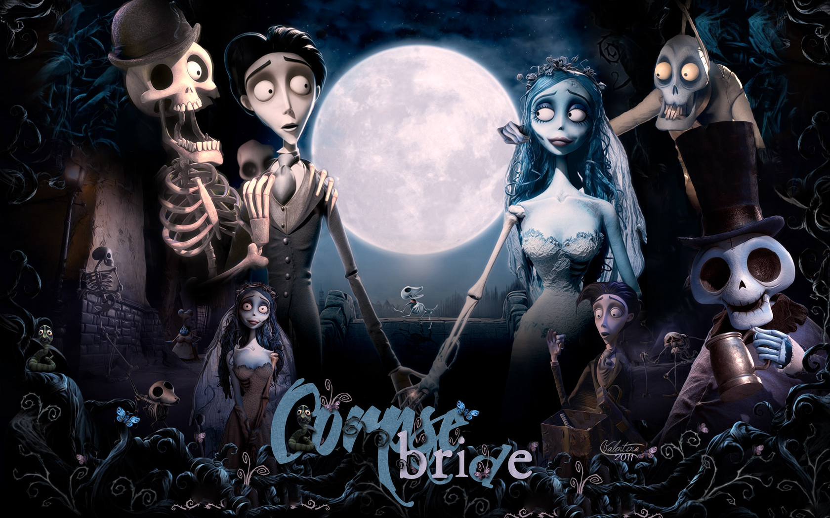 corpse bride Watch tim burton's corpse bride movie trailer and get the latest cast info, photos, movie review and more on tvguidecom.