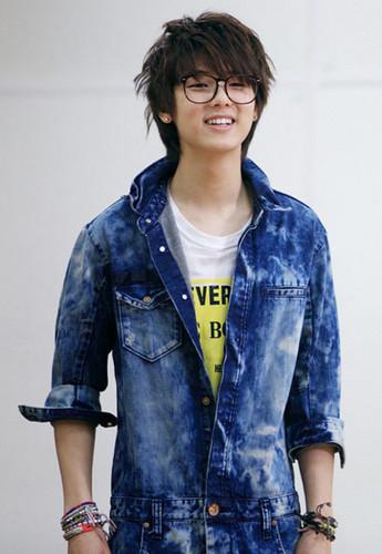 Kang Min Hyuk দেওয়ালপত্র entitled cute min hyuk