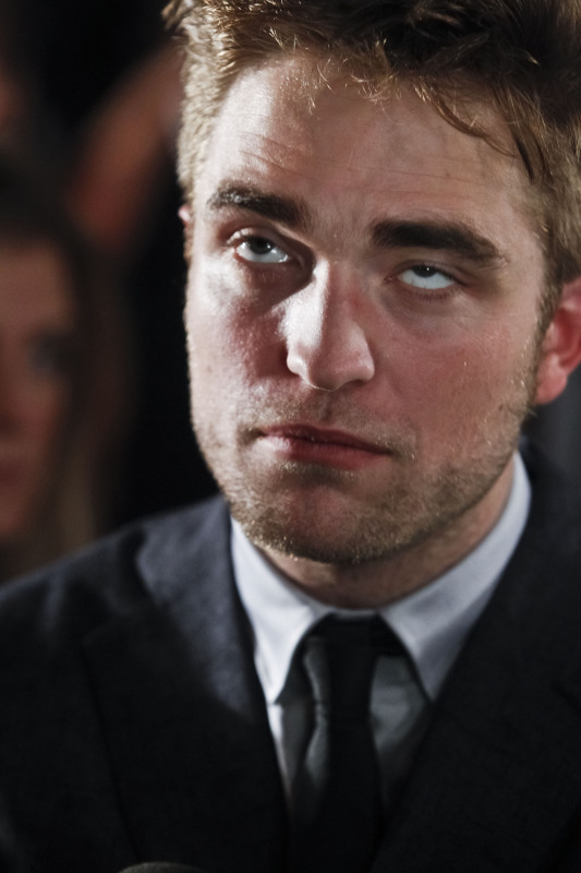 funny faces of Robert in Barcelona