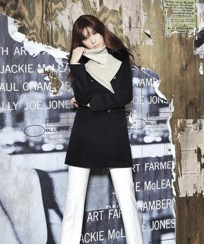 Han Hyo Joo wallpaper with a hip boot titled hyo joo