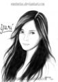 kwon yuri  - yuri-black-pearl fan art