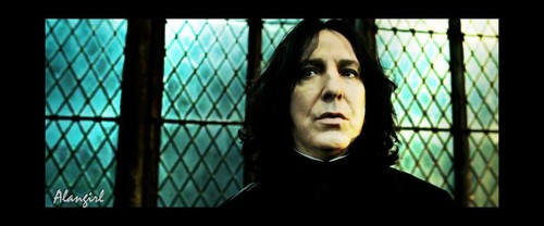 severus snape so brave