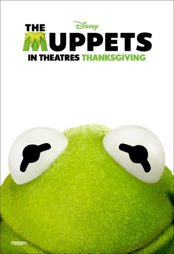The Muppets karatasi la kupamba ukuta entitled the Muppets [movie posters]