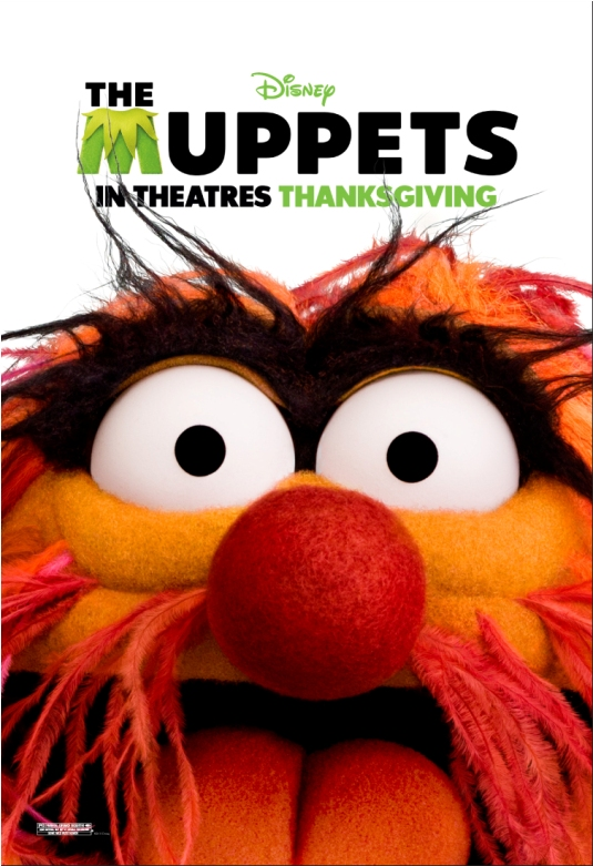 the Muppets [movie posters]