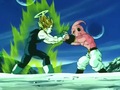 vegeta vs kid buu