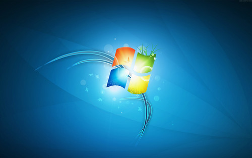 Windows 7 wallpaper called windows seven nature wallpape