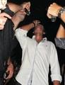 Rafa drinks alcohol often