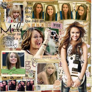 ♥ ScrapBook Miley ♥