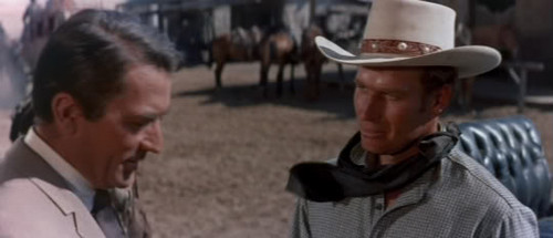 """""""The Big Country"""" (1958)"""