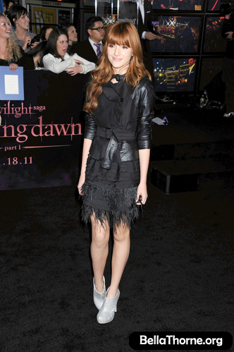 """The Twilight Saga: Breaking Dawn Part 1"" Los Angeles Premiere"