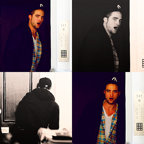 ►robert pattinson;