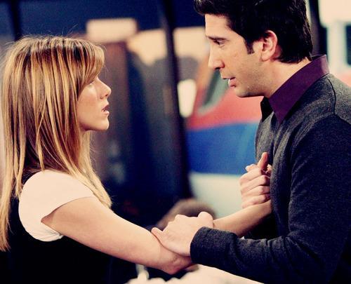 Ross and Rachel wallpaper called ►ross/rachel;