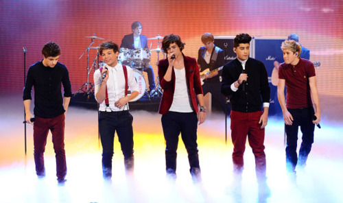 1D on Children In Need![18/11/11] ♥