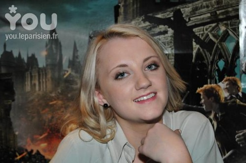 2011- Deathly Hallows Part 2 DVD/Blu-Ray Release in Lille, France [November 16]