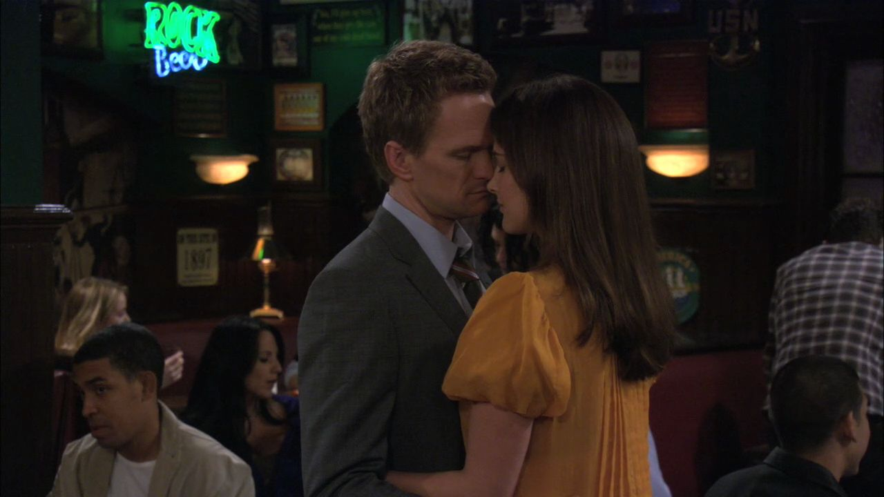 How i met your mother barney and robin start dating