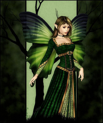 A Celtic Fairy To Wish আপনি A Magical Weekend Cass <3