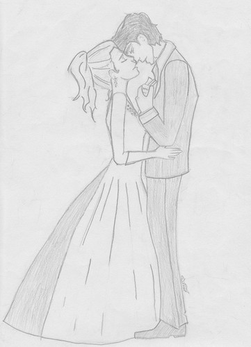 A moment to remember- Percabeth wedding dia