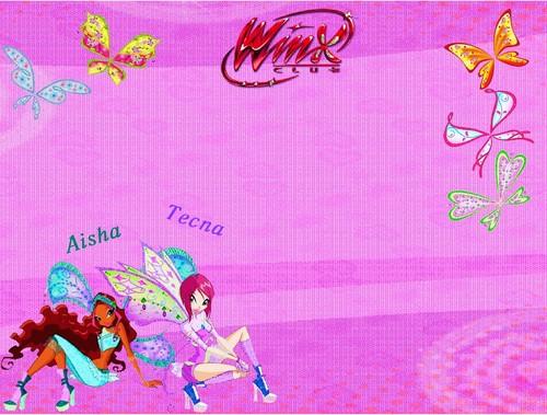 Aisha(Layla),Tecna