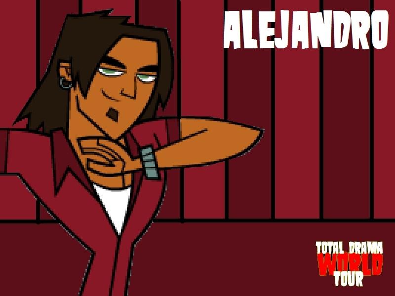 Total Drama images Alejandro wallpaper photos (26969174)