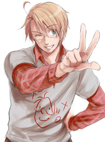 Alfred-PEACE YO!