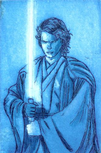 Anakin Blue