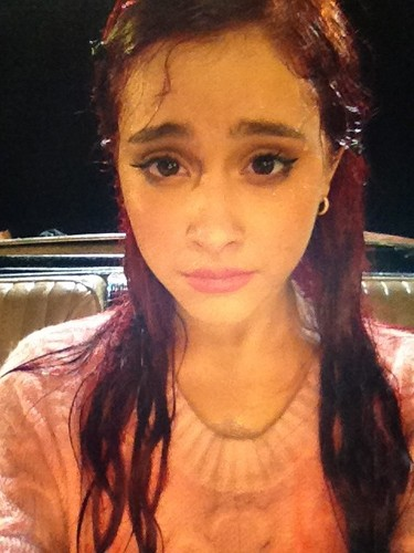 Ariana after work