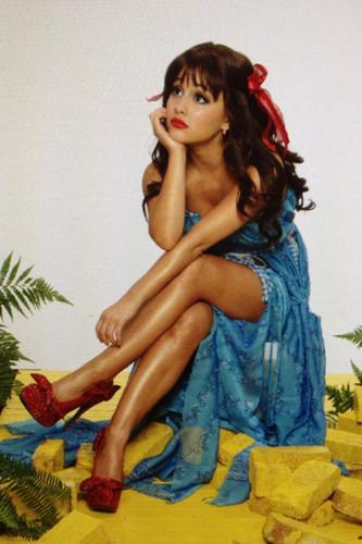 Ariana as Dorothy