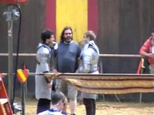 Arthur and Lancey Drama