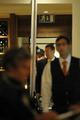 At Bocca di Bacco Restaurant in Berlin (November 18, 2011) - twilight-series photo