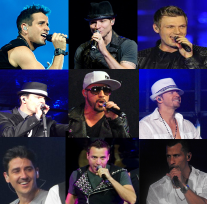 Backstreet Boys (BSB).