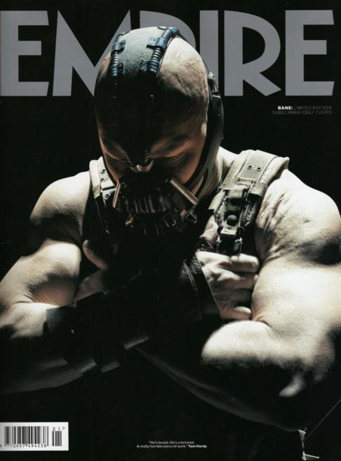Bane in Empire Magazine