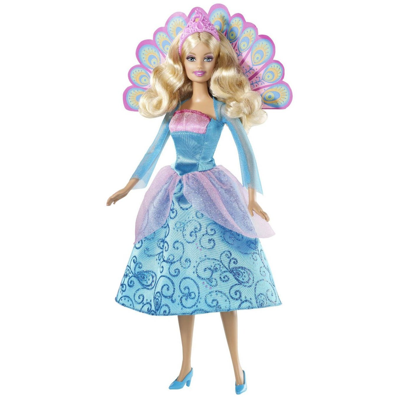 Barbie As The Island Princess Rosella Doll And Book Giftset