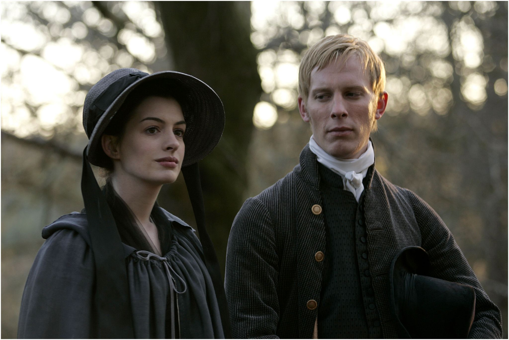 becoming jane Becoming jane looks at the life of jane austen through the prism of her novels the film is a semi-fictional biography of the esteemed author although it incorporates people and events from her life, it also takes liberties with known events.