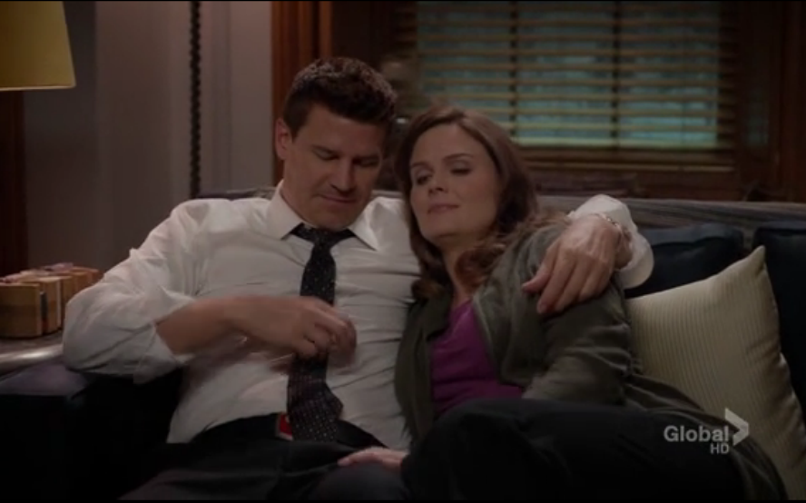 Bones booth and brennan hook up