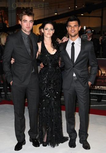 Breaking Dawn Premiere - লন্ডন