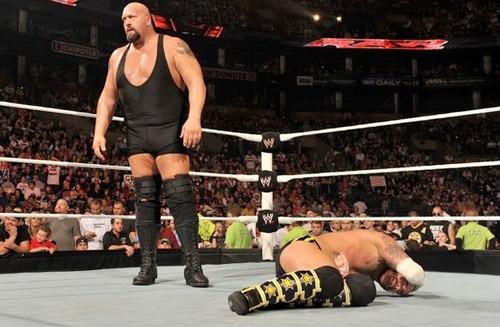 CM Punk on Raw 14th of November 2011