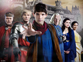 Cast - the-adventures-of-merlin photo