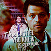 Castiel photo possibly with a portrait entitled Castiel 7x01