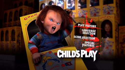 Childs play - chucky Photo