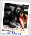 China - china-anne-mcclain fan art