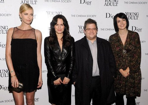 "Cinema Society & Dior Beauty Host A Screening Of ""Young Adult"""