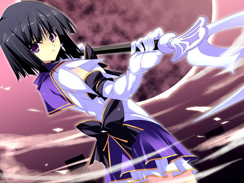 Cute Sailor Saturn