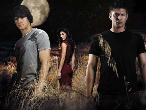 Dean, Sam, and Ruby