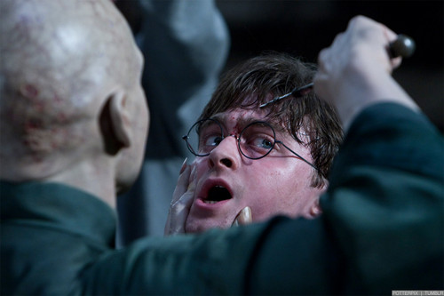 Deathly Hallows Part 2 Movie Still
