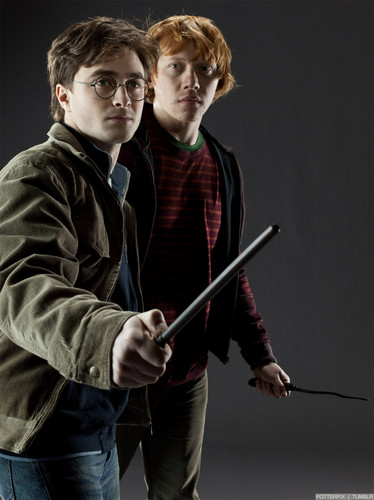 Deathly Hallows Part 2 Photoshoot