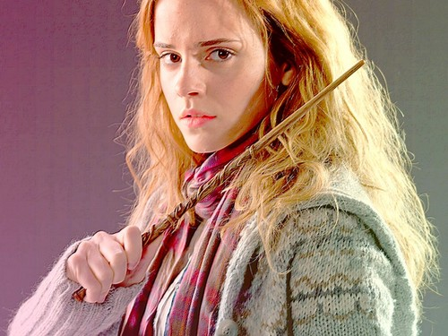 Deathly Hallows - hermione-granger Wallpaper